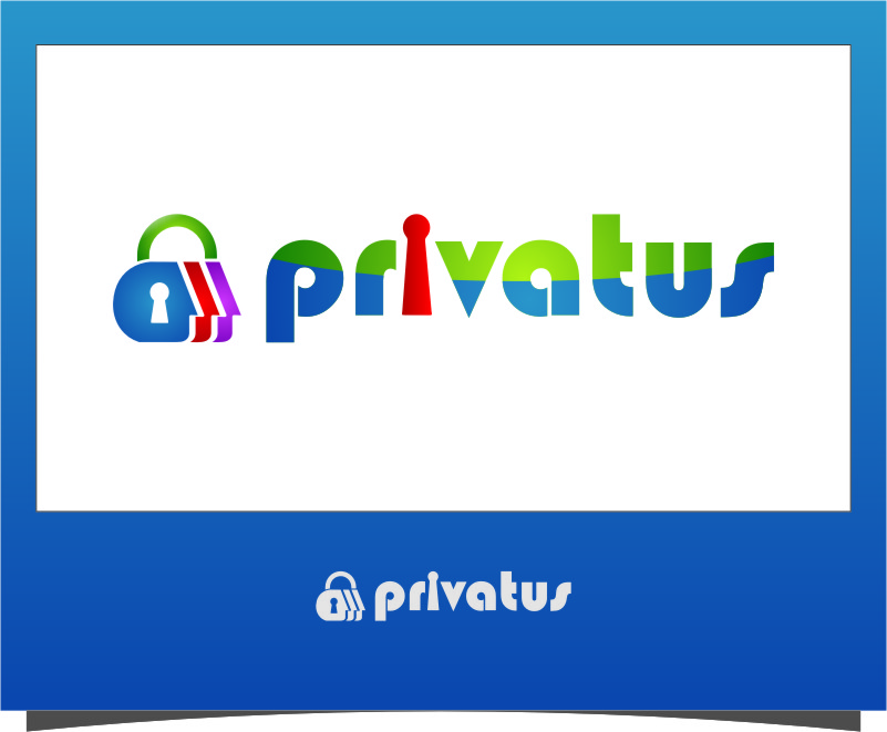 Logo Design by RasYa Muhammad Athaya - Entry No. 200 in the Logo Design Contest New Logo Design for privatus.