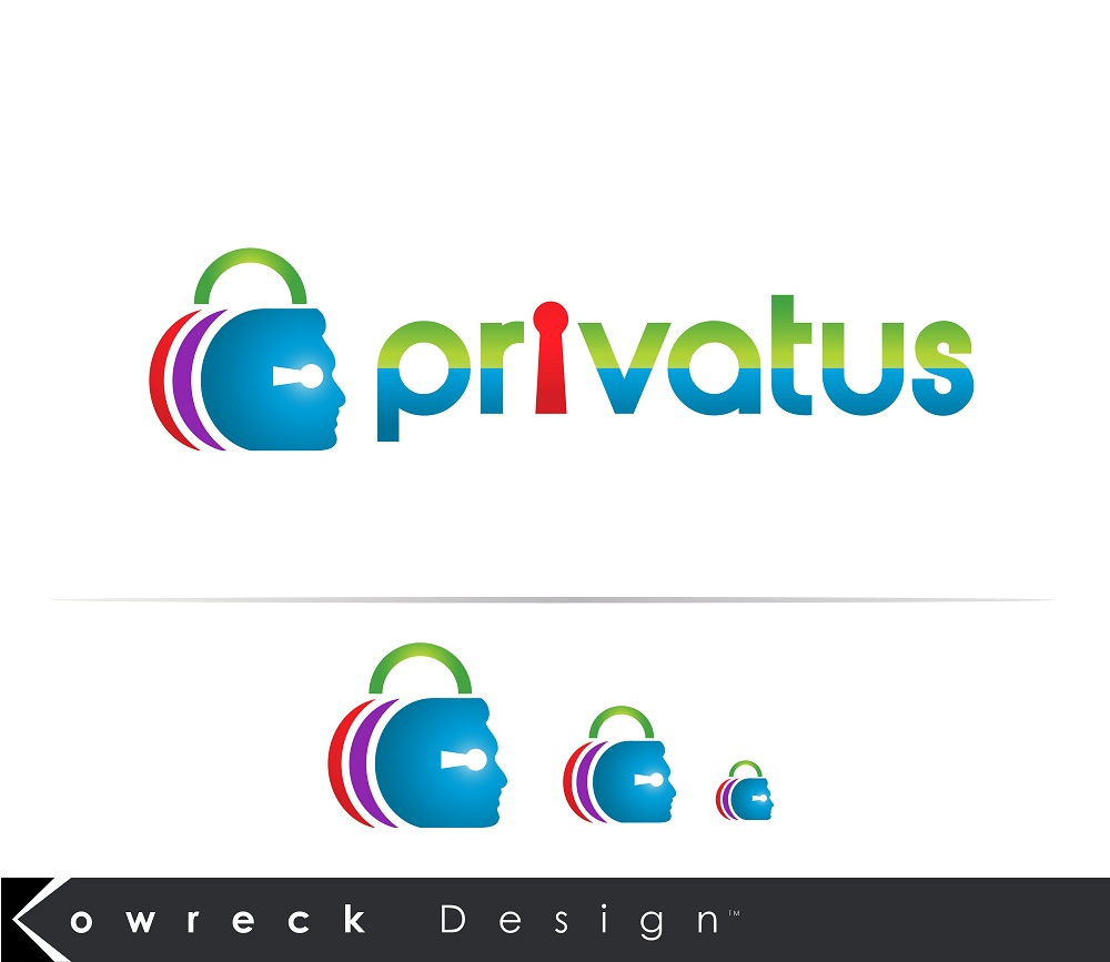 Logo Design by kowreck - Entry No. 205 in the Logo Design Contest New Logo Design for privatus.