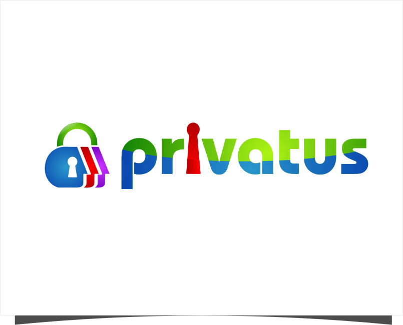 Logo Design by Ngepet_art - Entry No. 209 in the Logo Design Contest New Logo Design for privatus.