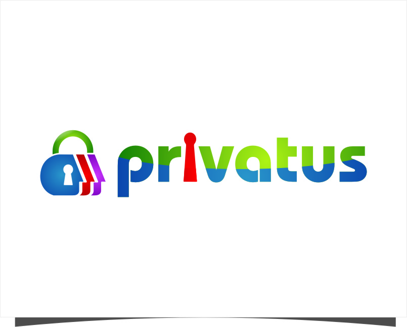 Logo Design by RasYa Muhammad Athaya - Entry No. 213 in the Logo Design Contest New Logo Design for privatus.