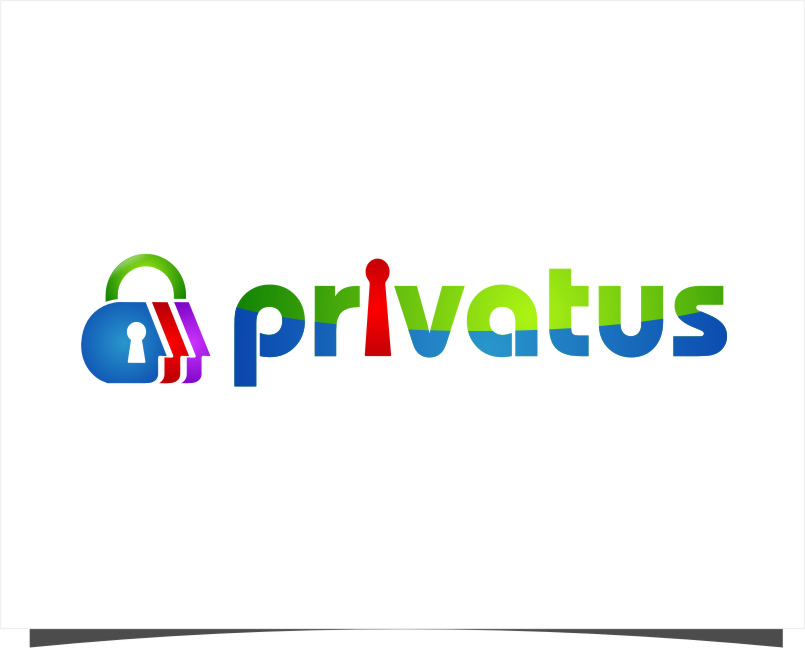 Logo Design by RasYa Muhammad Athaya - Entry No. 218 in the Logo Design Contest New Logo Design for privatus.