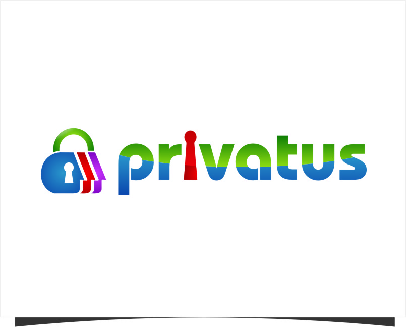 Logo Design by Ngepet_art - Entry No. 221 in the Logo Design Contest New Logo Design for privatus.