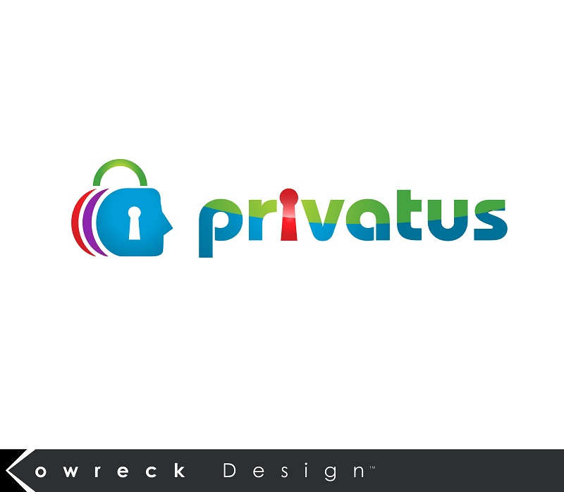 Logo Design by kowreck - Entry No. 224 in the Logo Design Contest New Logo Design for privatus.