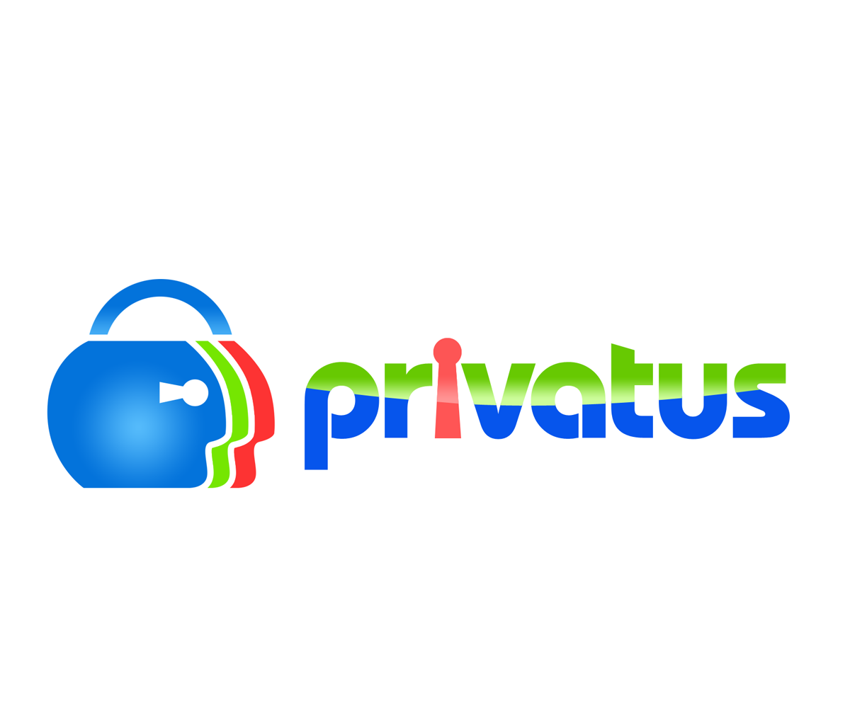 Logo Design by Robert Turla - Entry No. 225 in the Logo Design Contest New Logo Design for privatus.