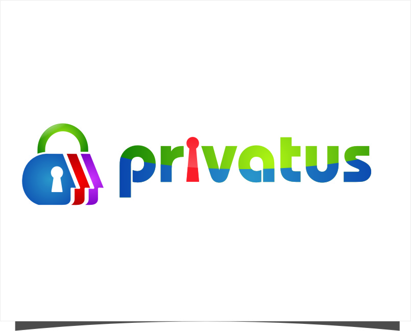 Logo Design by Ngepet_art - Entry No. 227 in the Logo Design Contest New Logo Design for privatus.