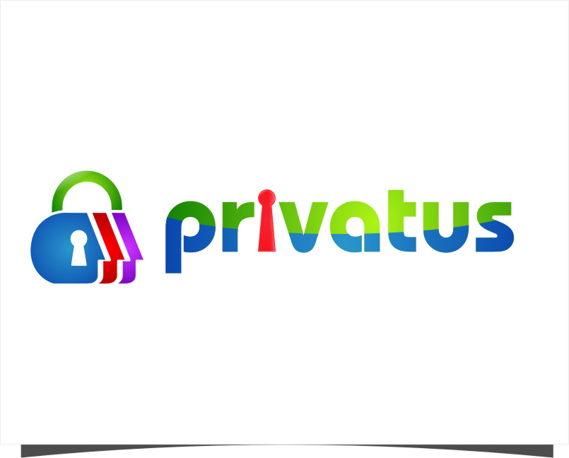 Logo Design by RasYa Muhammad Athaya - Entry No. 228 in the Logo Design Contest New Logo Design for privatus.