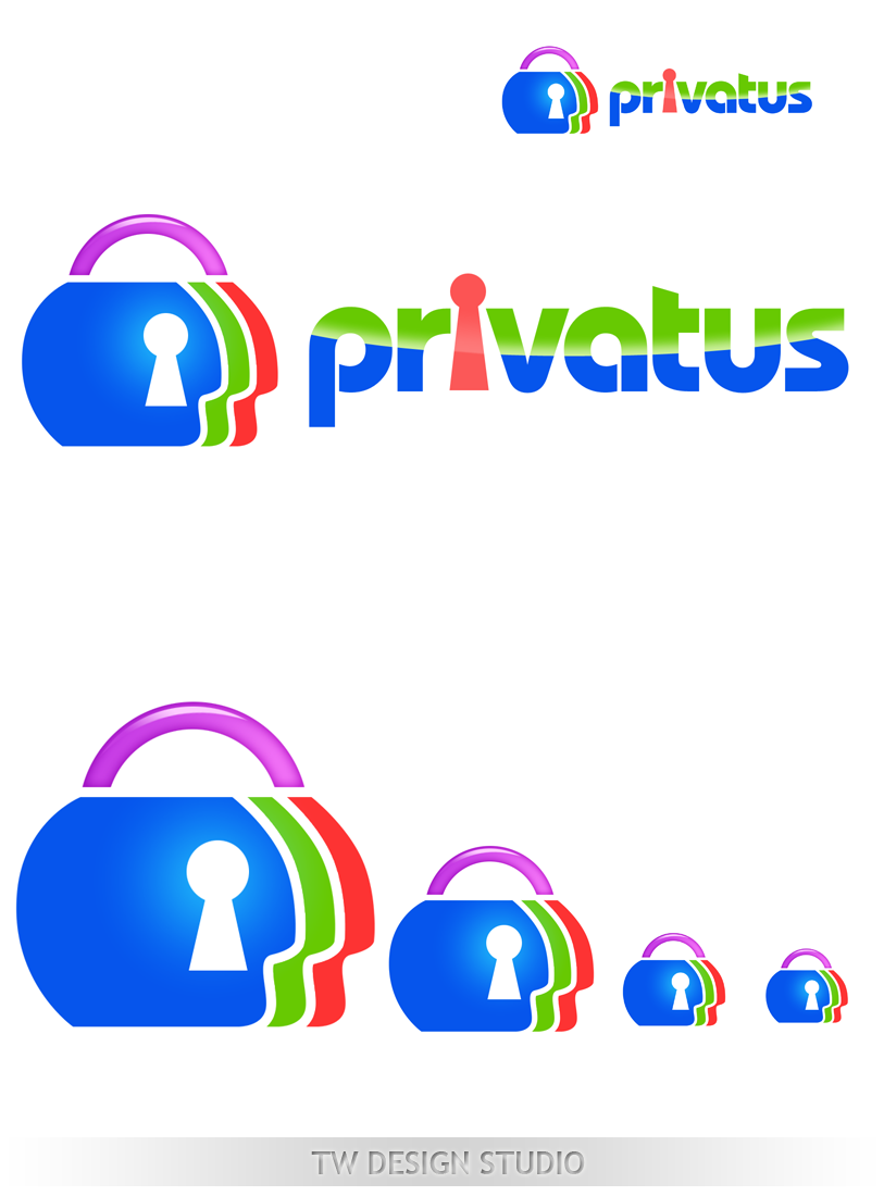 Logo Design by Private User - Entry No. 232 in the Logo Design Contest New Logo Design for privatus.