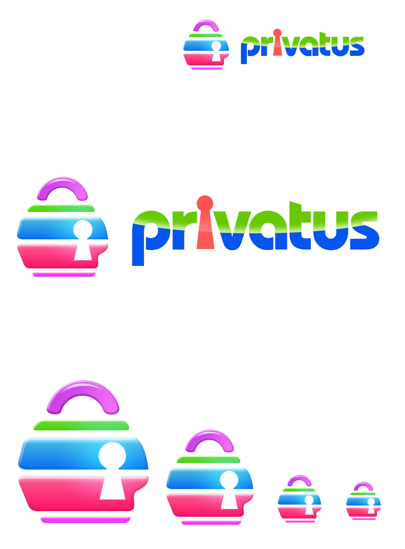 Logo Design by Private User - Entry No. 236 in the Logo Design Contest New Logo Design for privatus.