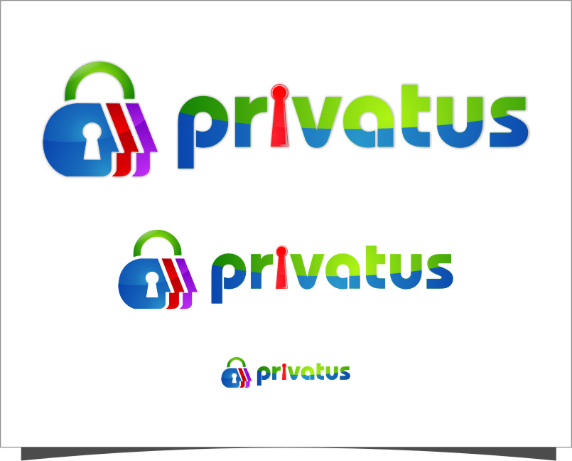 Logo Design by Ngepet_art - Entry No. 238 in the Logo Design Contest New Logo Design for privatus.