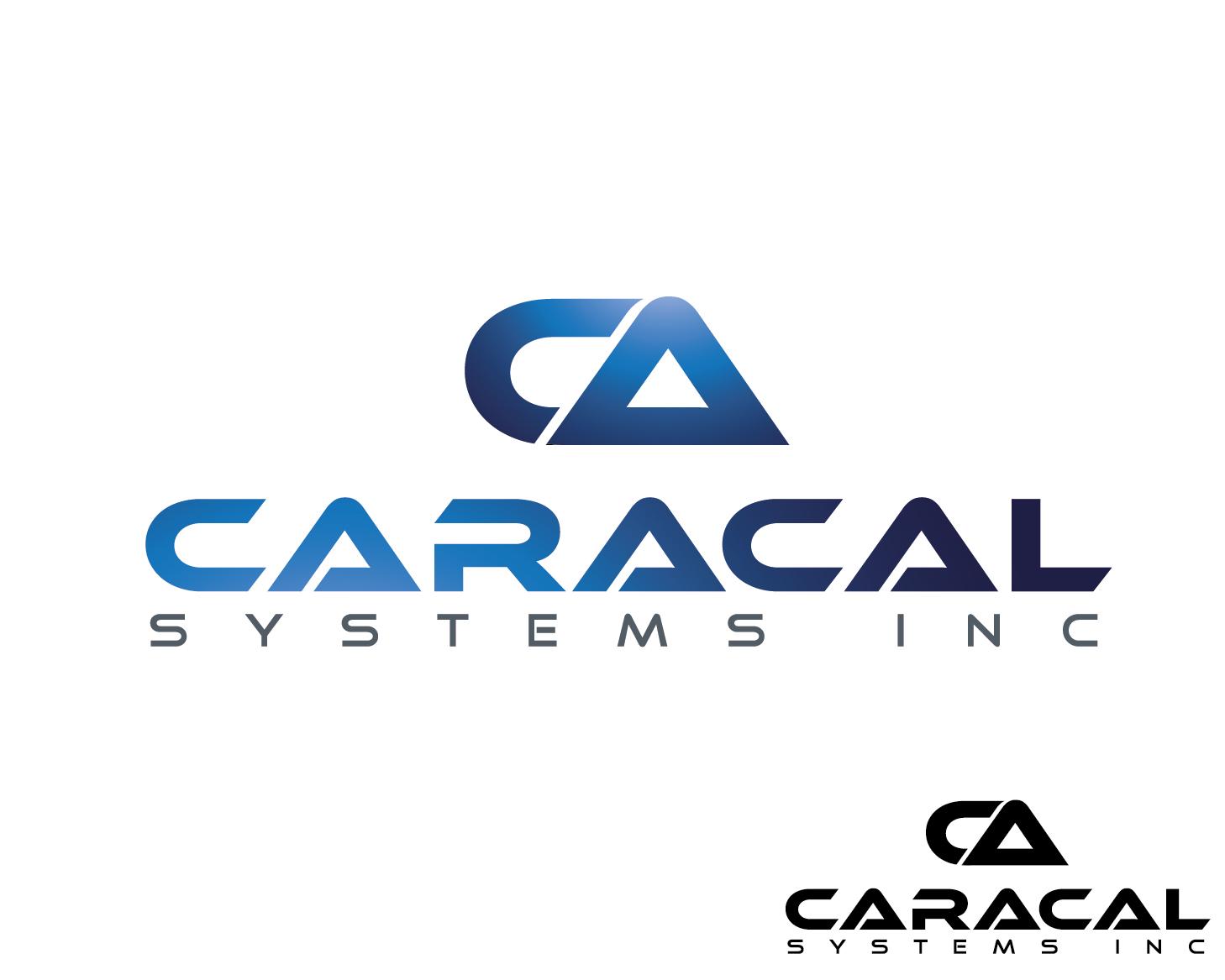 Logo Design by VENTSISLAV KOVACHEV - Entry No. 1 in the Logo Design Contest Inspiring Logo Design for Caracal Systems Inc..