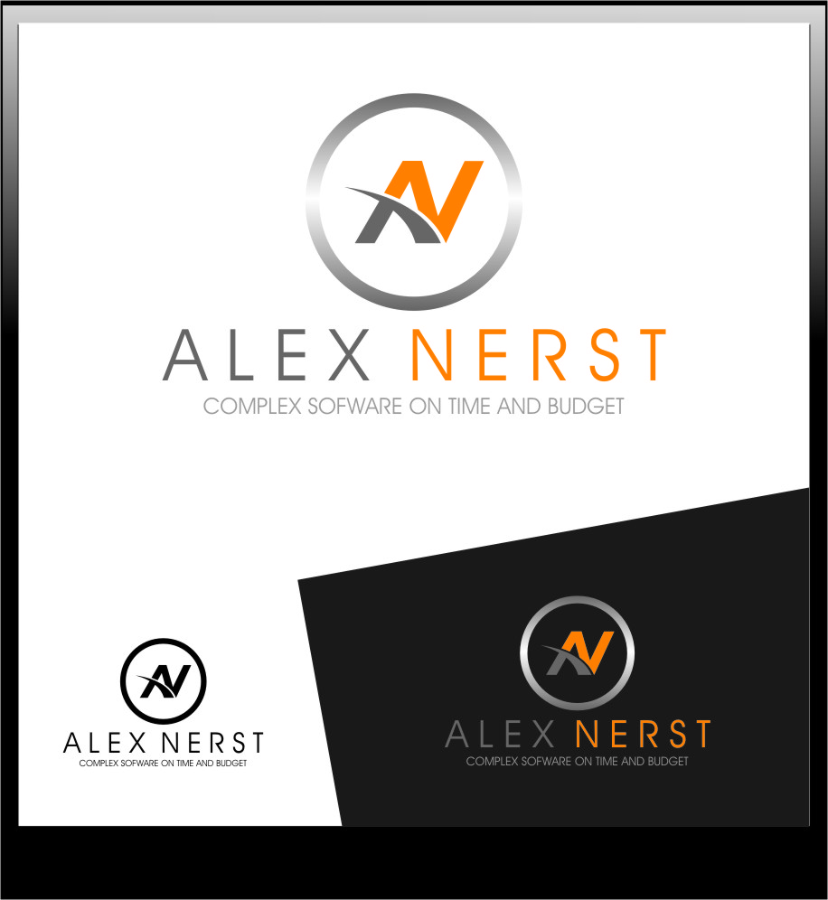 Logo Design by RasYa Muhammad Athaya - Entry No. 17 in the Logo Design Contest Artistic Logo Design for Alex Nerst.