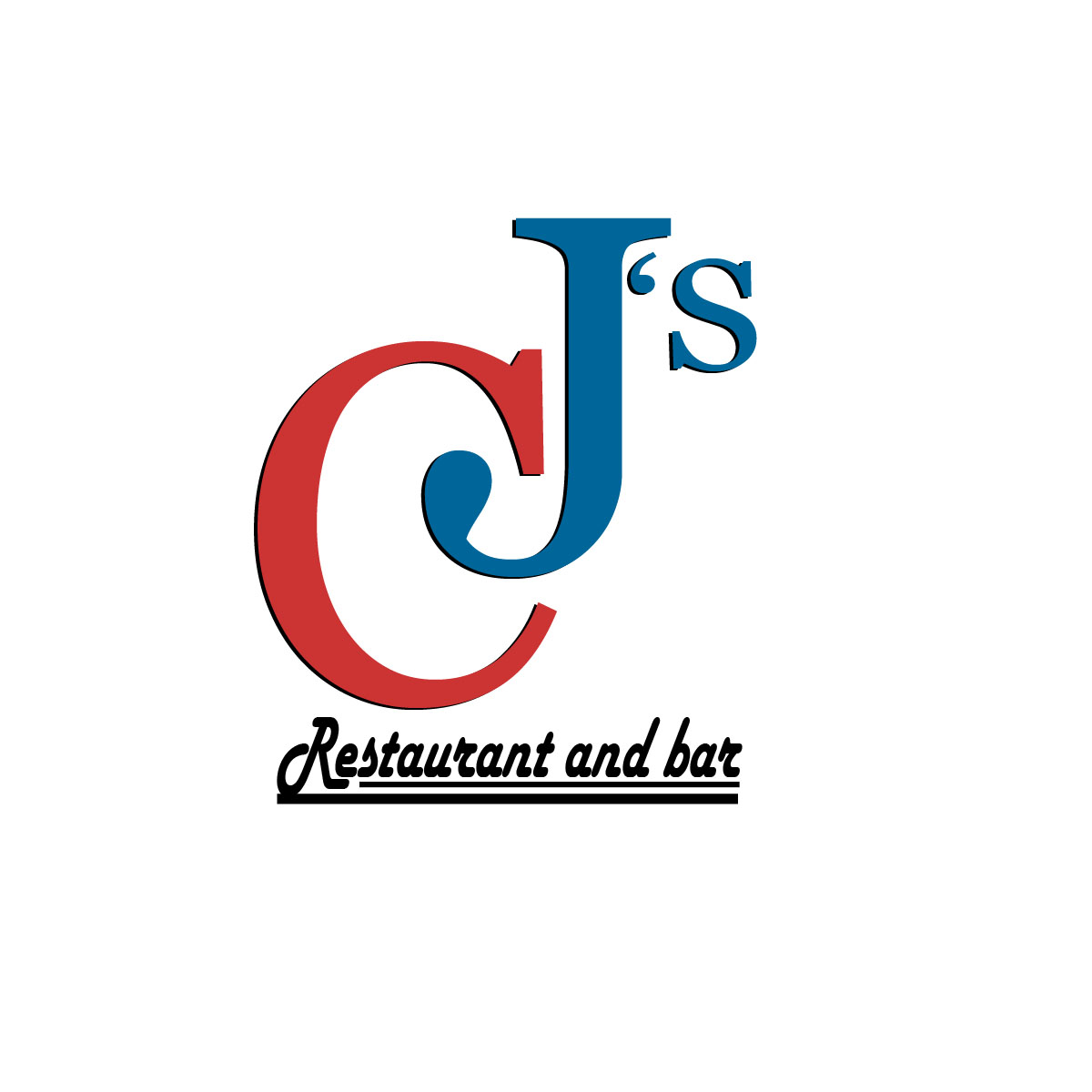 Logo Design by Moag - Entry No. 12 in the Logo Design Contest Inspiring Logo Design for Cj's.