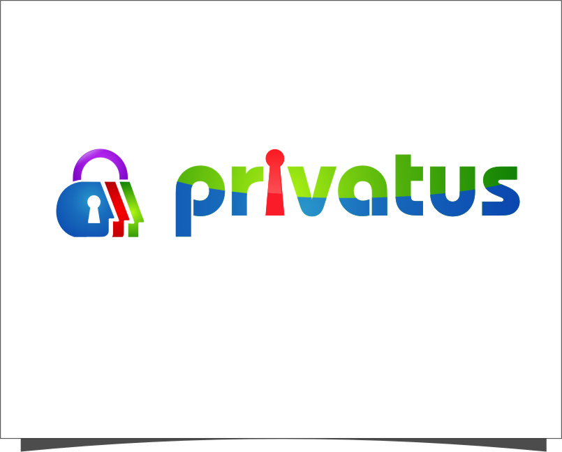 Logo Design by Ngepet_art - Entry No. 244 in the Logo Design Contest New Logo Design for privatus.