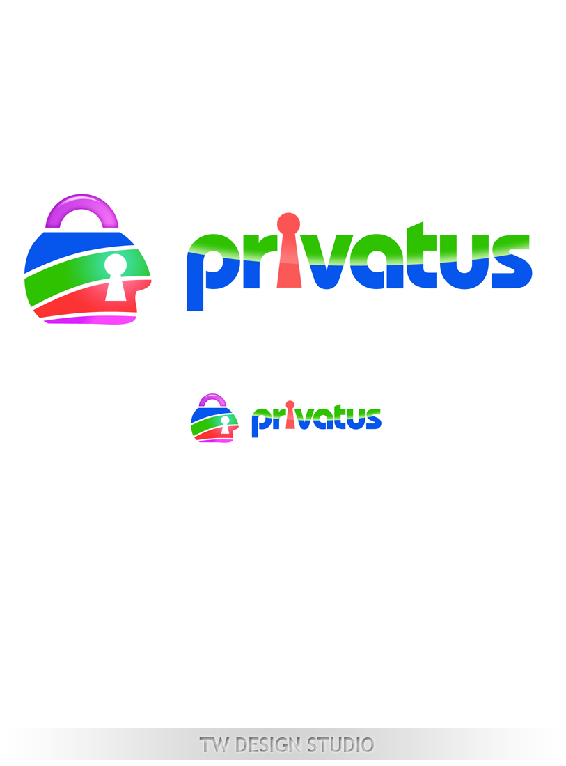 Logo Design by Private User - Entry No. 245 in the Logo Design Contest New Logo Design for privatus.