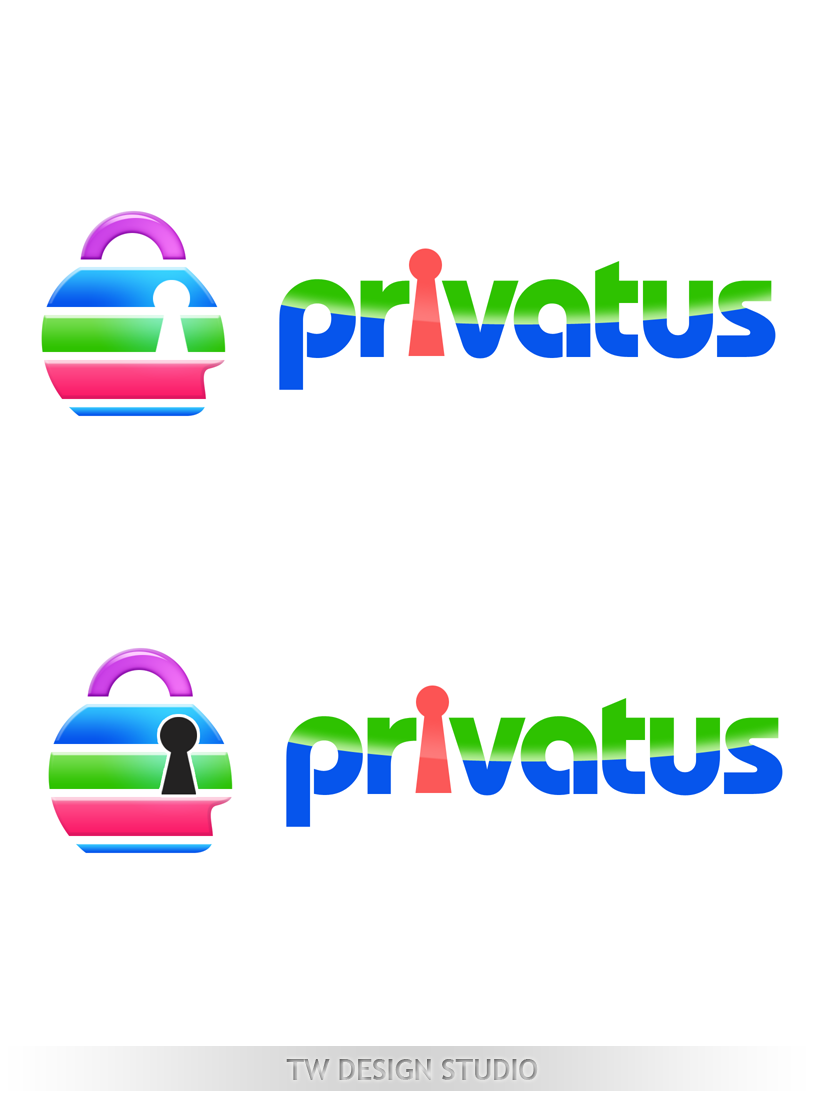 Logo Design by Private User - Entry No. 248 in the Logo Design Contest New Logo Design for privatus.