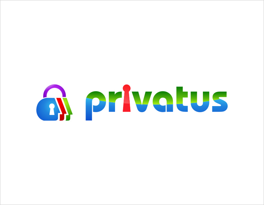 Logo Design by RasYa Muhammad Athaya - Entry No. 249 in the Logo Design Contest New Logo Design for privatus.