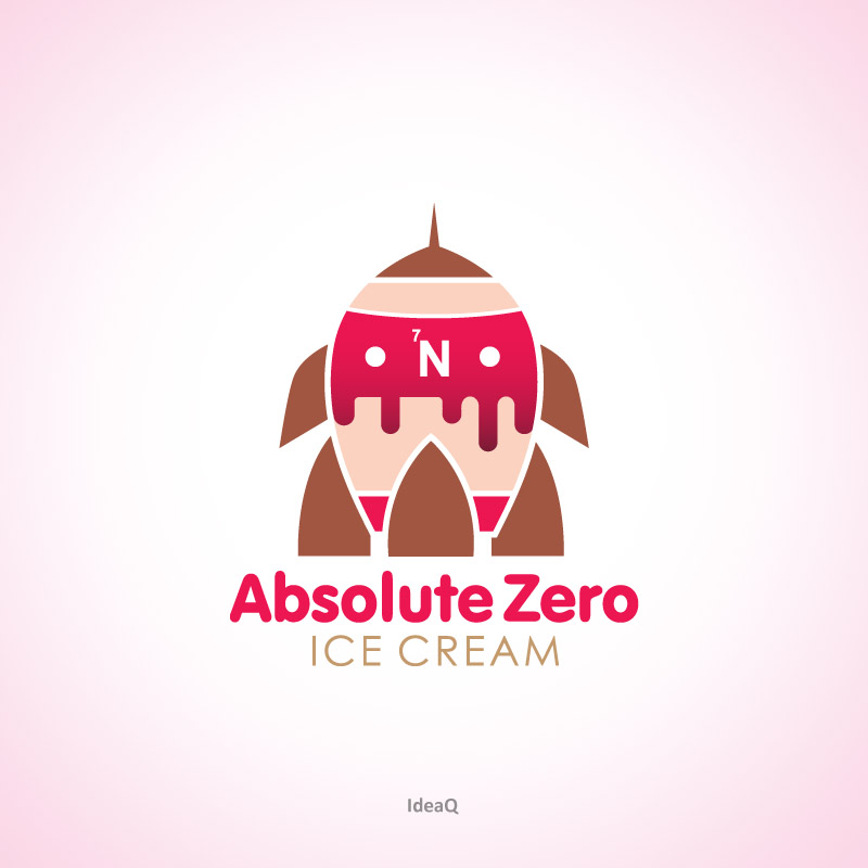 Logo Design by Private User - Entry No. 6 in the Logo Design Contest Imaginative Logo Design for Absolute Zero.