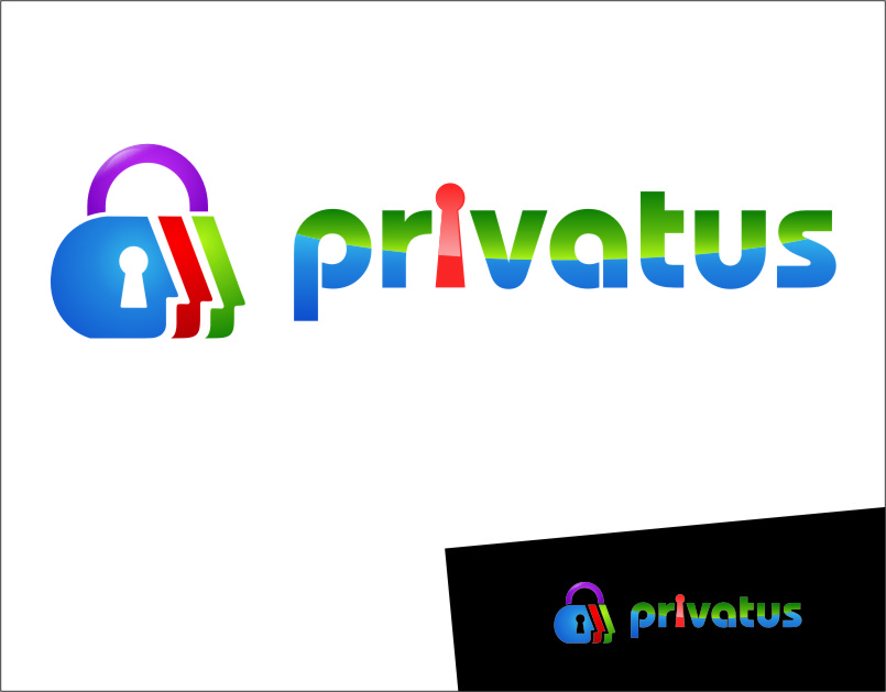 Logo Design by RasYa Muhammad Athaya - Entry No. 258 in the Logo Design Contest New Logo Design for privatus.