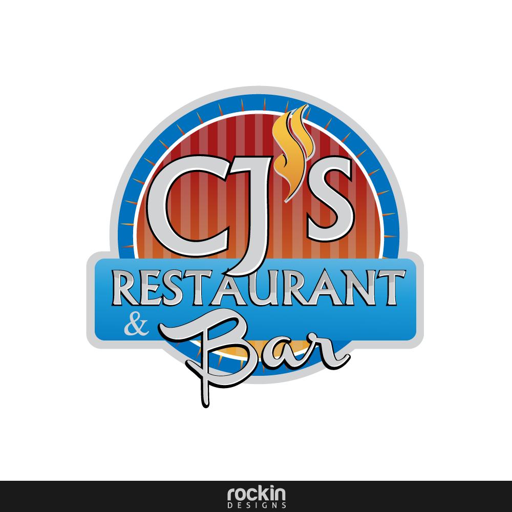 Logo Design by rockin - Entry No. 21 in the Logo Design Contest Inspiring Logo Design for Cj's.