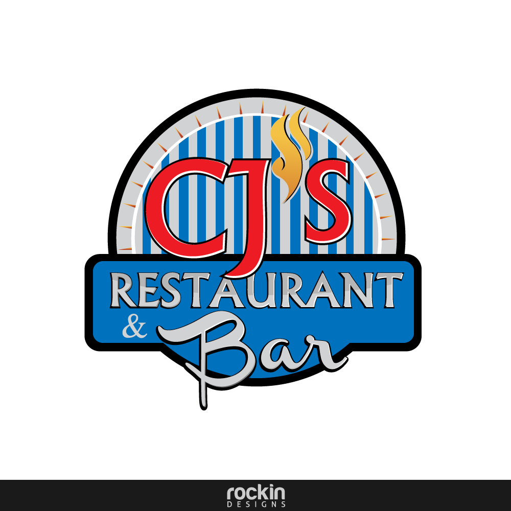 Logo Design by rockin - Entry No. 22 in the Logo Design Contest Inspiring Logo Design for Cj's.
