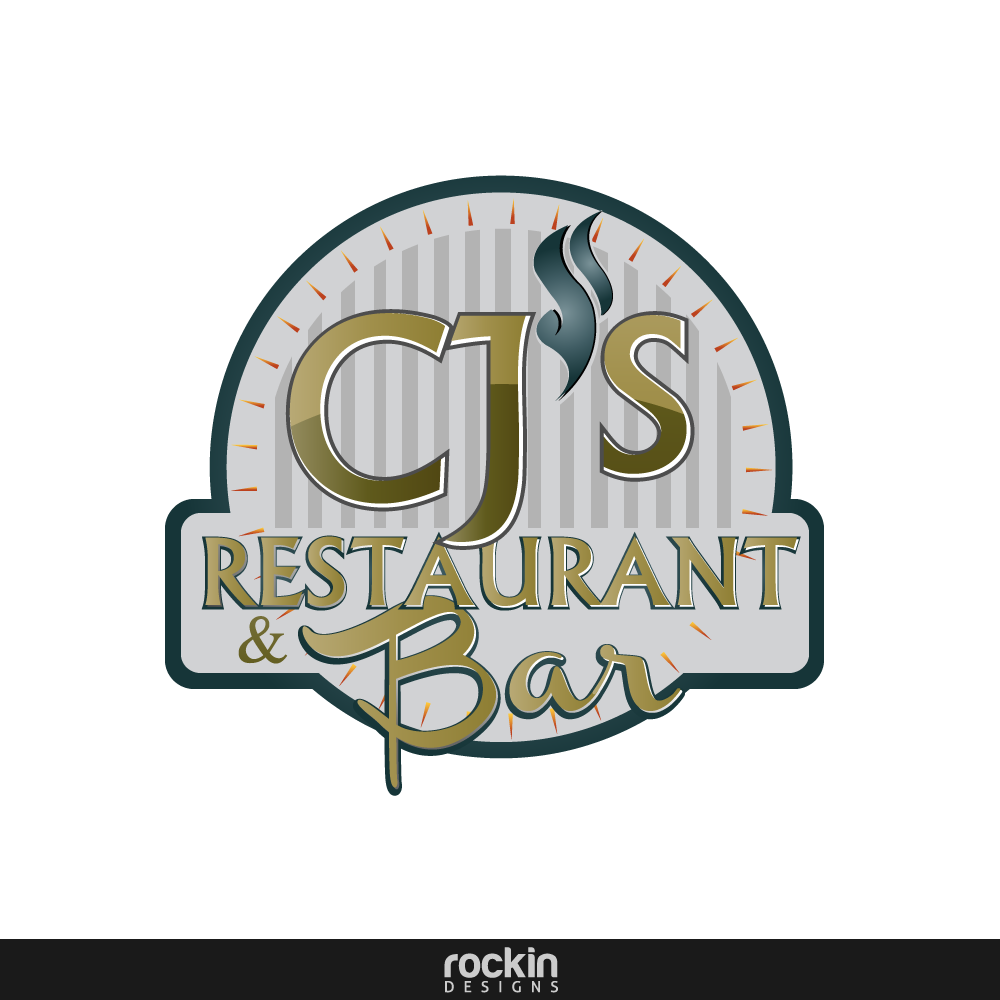 Logo Design by rockin - Entry No. 28 in the Logo Design Contest Inspiring Logo Design for Cj's.