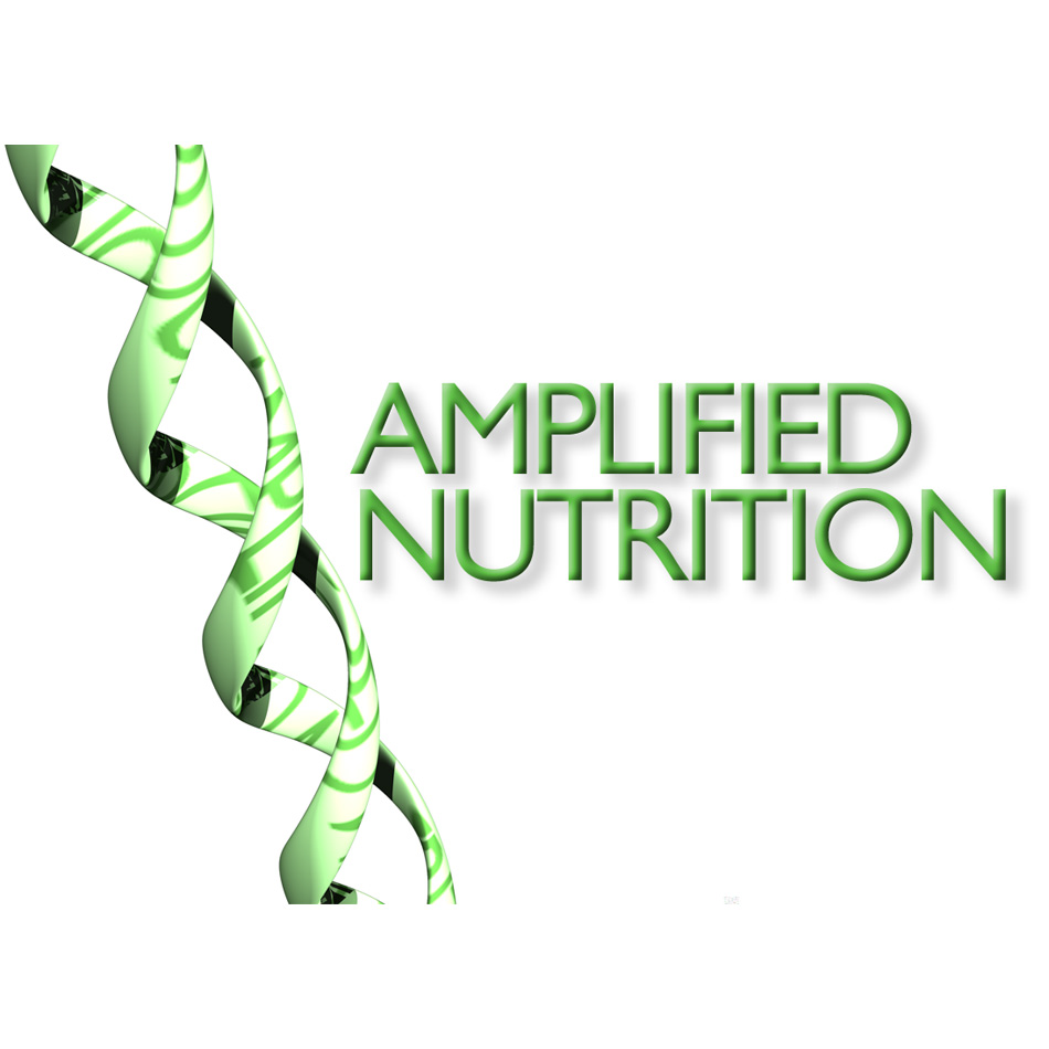 Logo Design by designoverload - Entry No. 153 in the Logo Design Contest Amplified Nutrition.