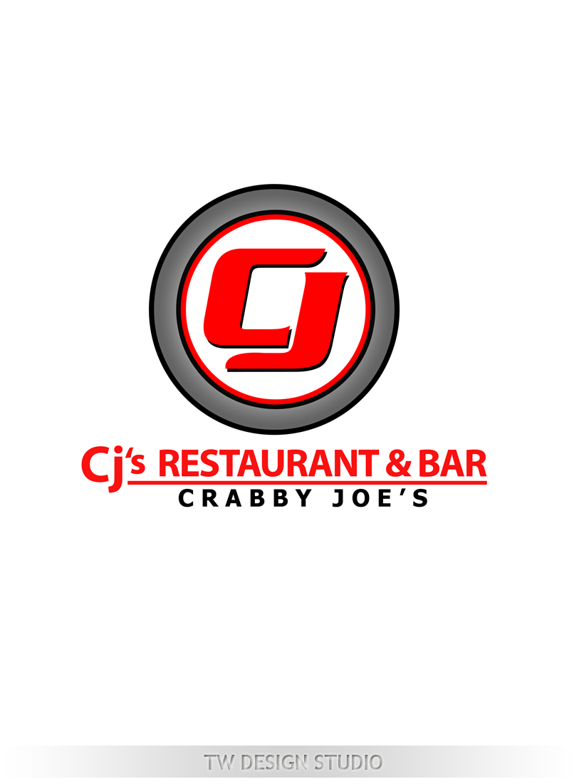 Logo Design by Private User - Entry No. 36 in the Logo Design Contest Inspiring Logo Design for Cj's.