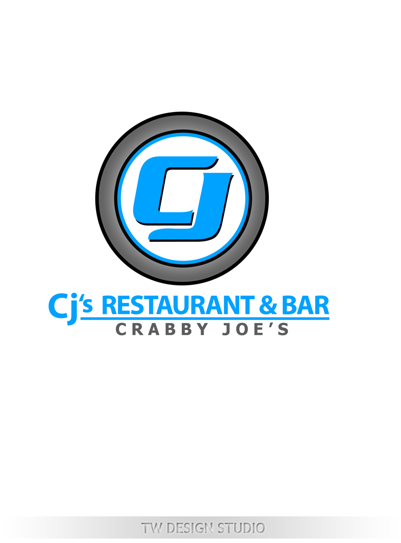 Logo Design by Robert Turla - Entry No. 37 in the Logo Design Contest Inspiring Logo Design for Cj's.