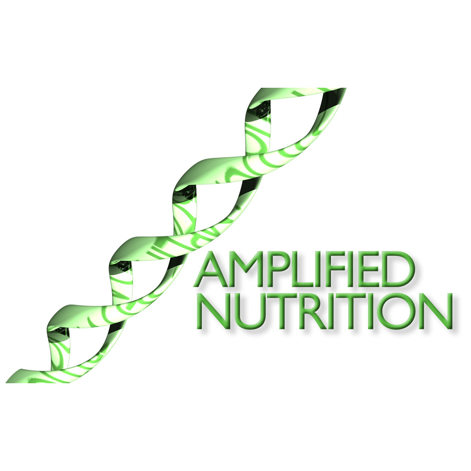 Logo Design by designoverload - Entry No. 154 in the Logo Design Contest Amplified Nutrition.