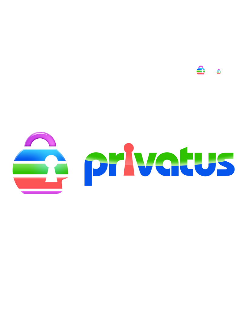 Logo Design by Robert Turla - Entry No. 261 in the Logo Design Contest New Logo Design for privatus.