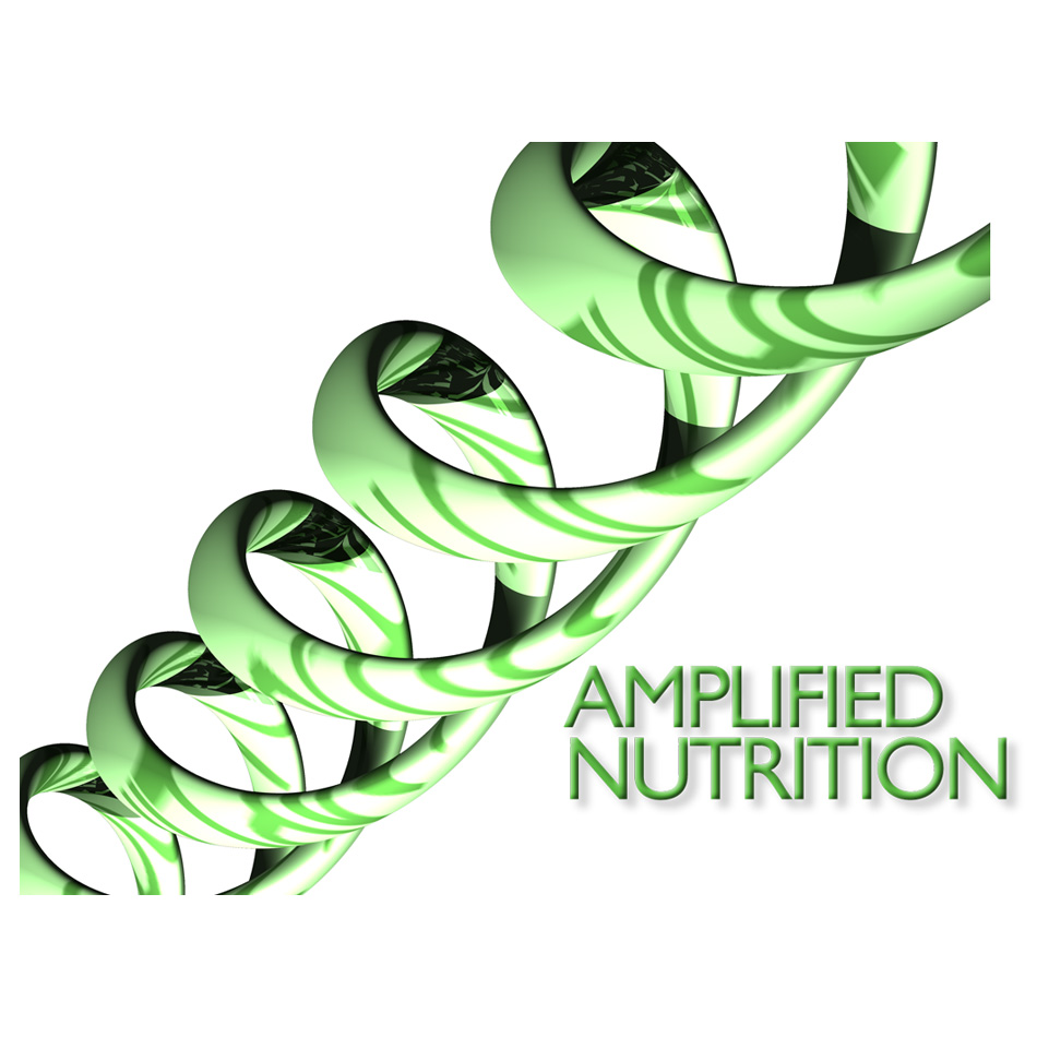 Logo Design by designoverload - Entry No. 155 in the Logo Design Contest Amplified Nutrition.
