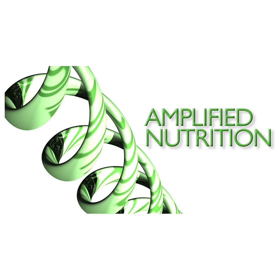 Logo Design by designoverload - Entry No. 156 in the Logo Design Contest Amplified Nutrition.