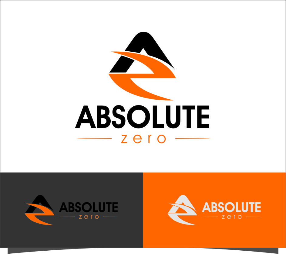 Logo Design by Ngepet_art - Entry No. 11 in the Logo Design Contest Imaginative Logo Design for Absolute Zero.