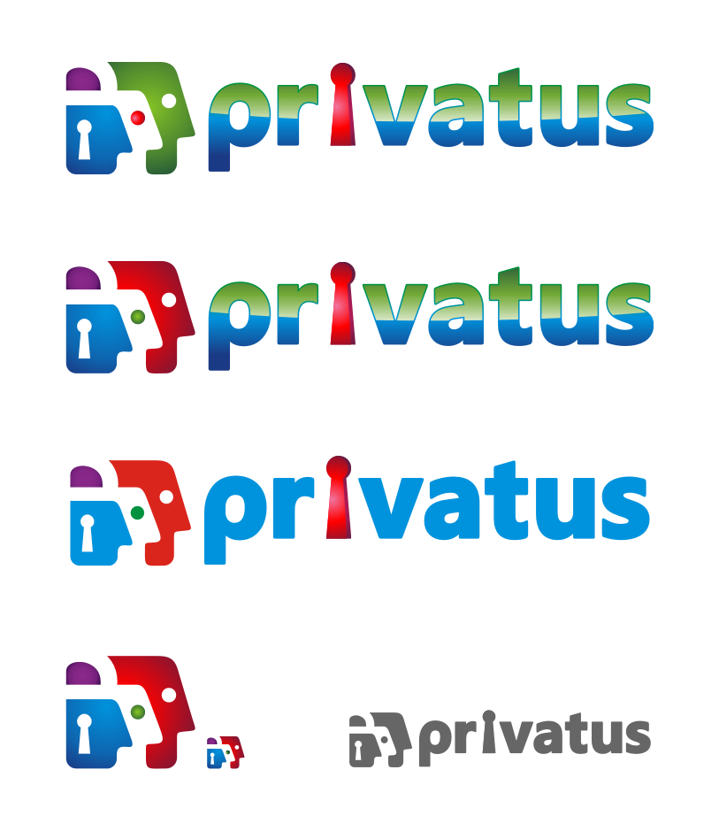 Logo Design by graphicleaf - Entry No. 269 in the Logo Design Contest New Logo Design for privatus.