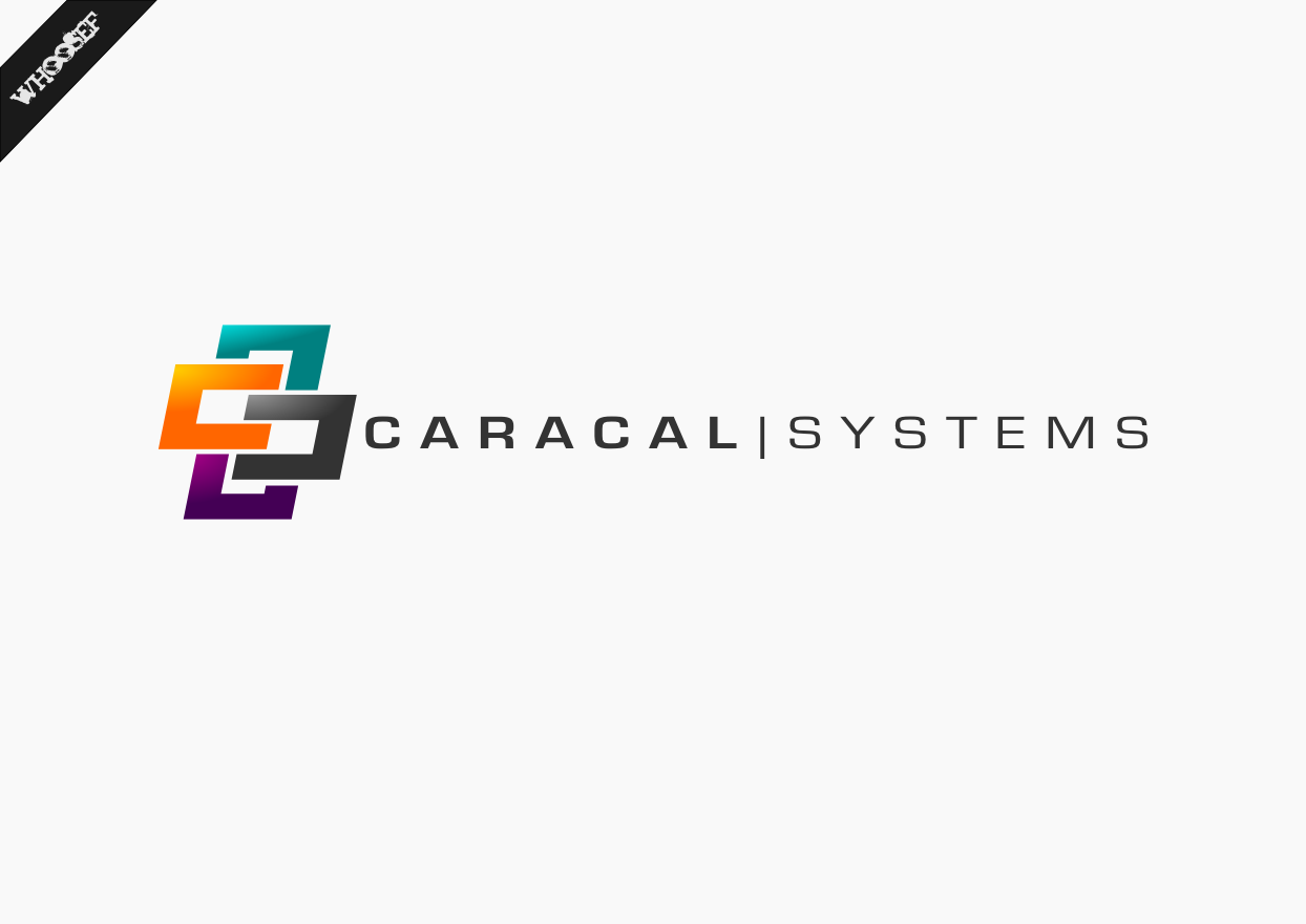 Logo Design by whoosef - Entry No. 10 in the Logo Design Contest Inspiring Logo Design for Caracal Systems Inc..