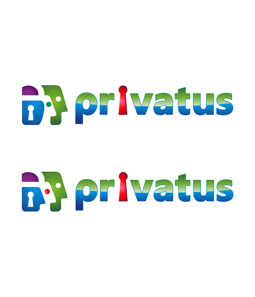 Logo Design by graphicleaf - Entry No. 273 in the Logo Design Contest New Logo Design for privatus.