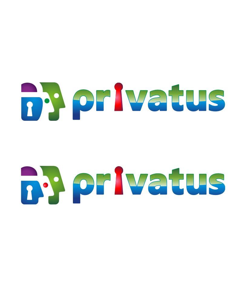Logo Design by Muhammad Nasrul chasib - Entry No. 273 in the Logo Design Contest New Logo Design for privatus.