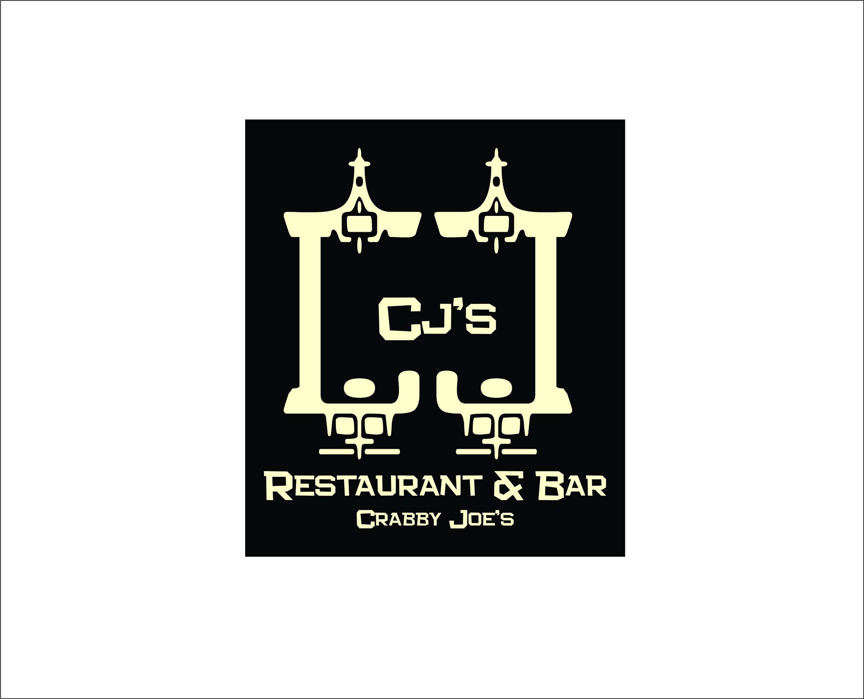 Logo Design by Agus Martoyo - Entry No. 44 in the Logo Design Contest Inspiring Logo Design for Cj's.