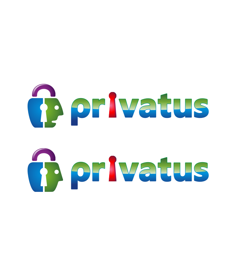 Logo Design by graphicleaf - Entry No. 274 in the Logo Design Contest New Logo Design for privatus.