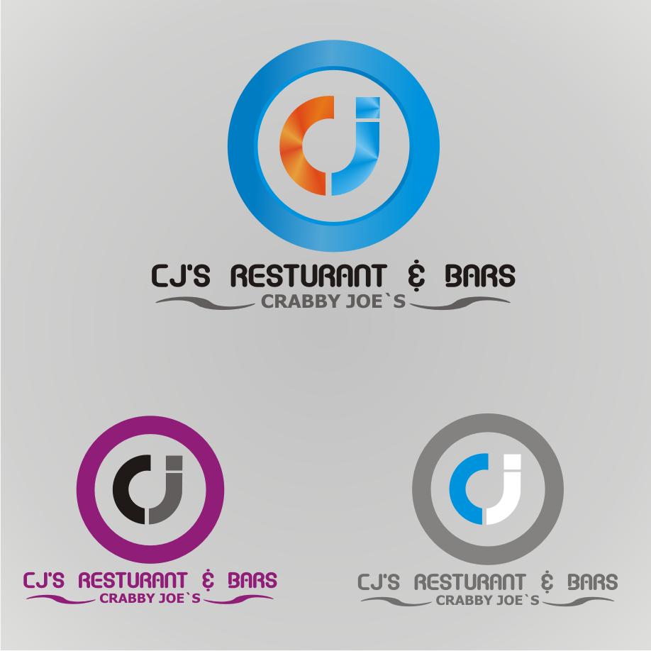 Logo Design by Shaid Waid - Entry No. 49 in the Logo Design Contest Inspiring Logo Design for Cj's.