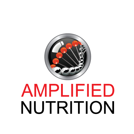Logo Design by aesthetic-art - Entry No. 159 in the Logo Design Contest Amplified Nutrition.