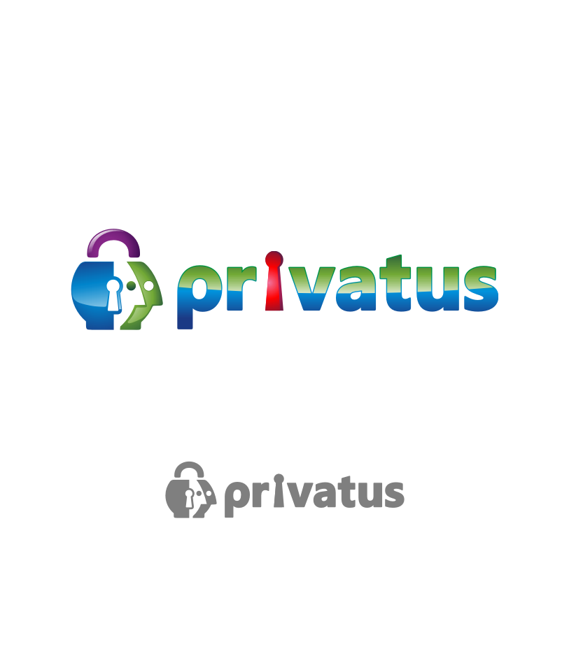 Logo Design by graphicleaf - Entry No. 278 in the Logo Design Contest New Logo Design for privatus.