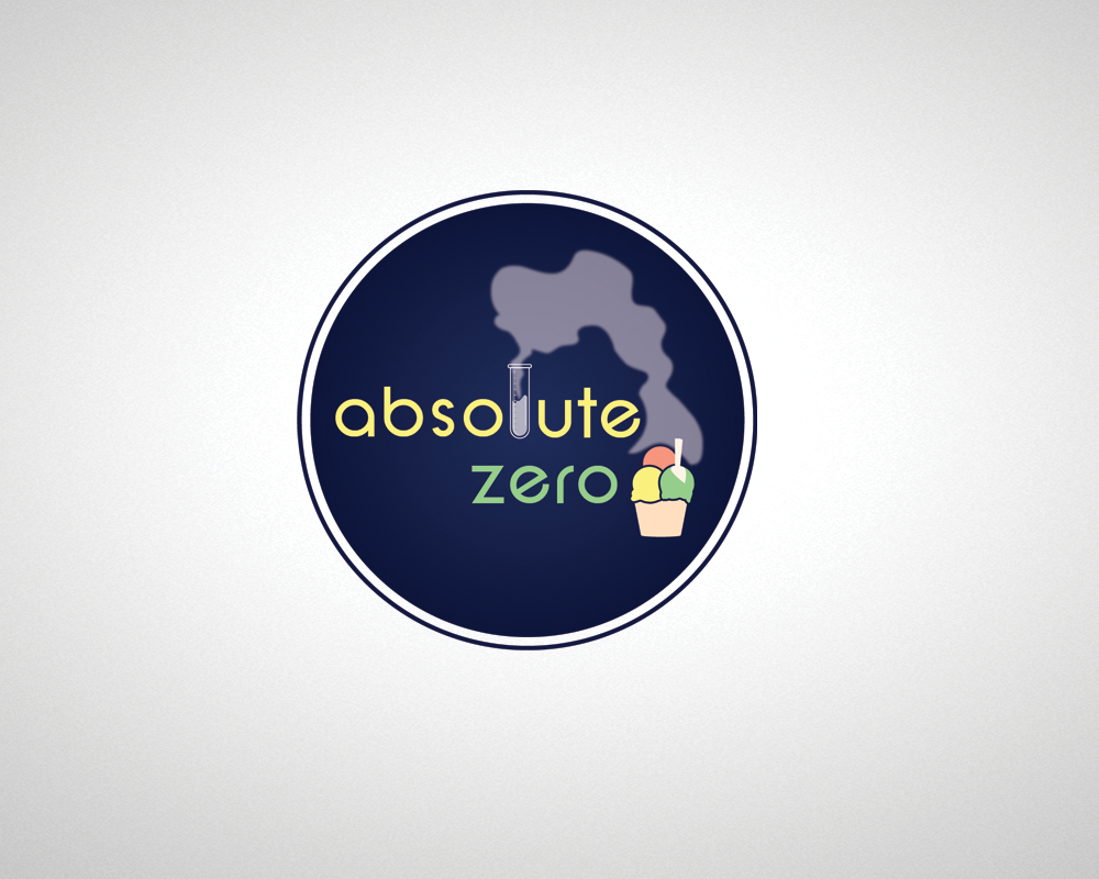 Logo Design by iwyn - Entry No. 15 in the Logo Design Contest Imaginative Logo Design for Absolute Zero.