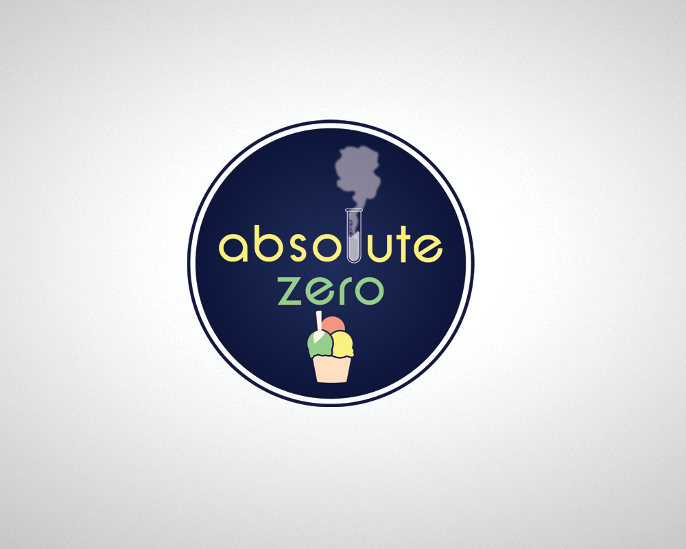 Logo Design by iwyn - Entry No. 16 in the Logo Design Contest Imaginative Logo Design for Absolute Zero.