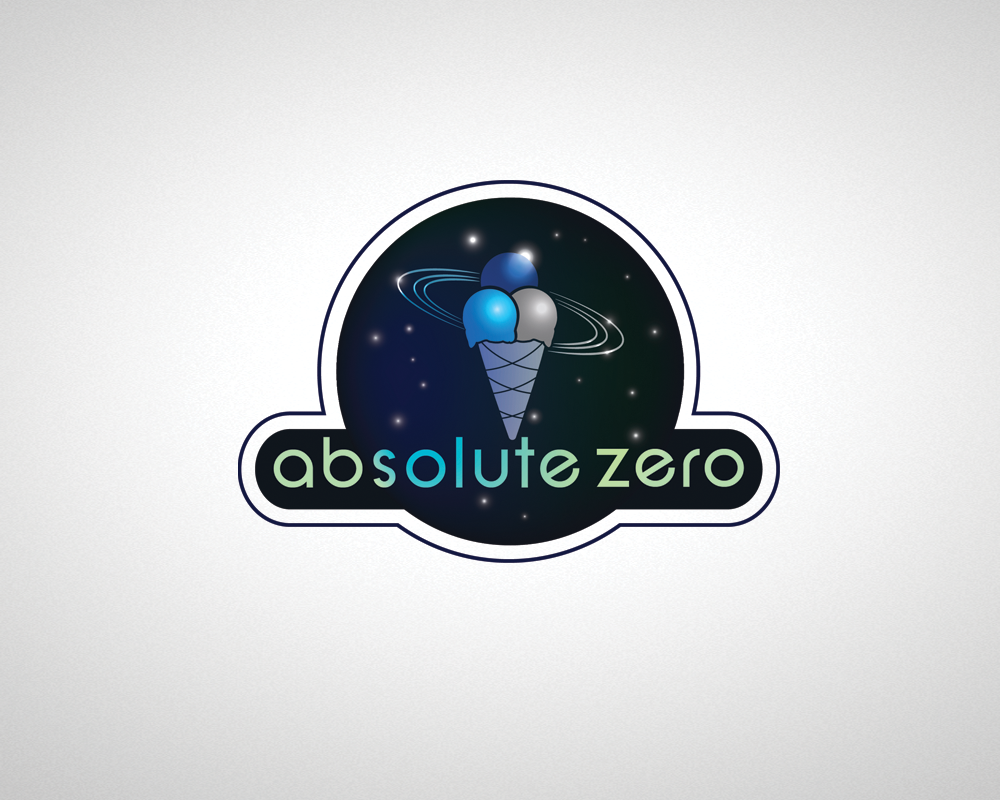 Logo Design by iwyn - Entry No. 17 in the Logo Design Contest Imaginative Logo Design for Absolute Zero.