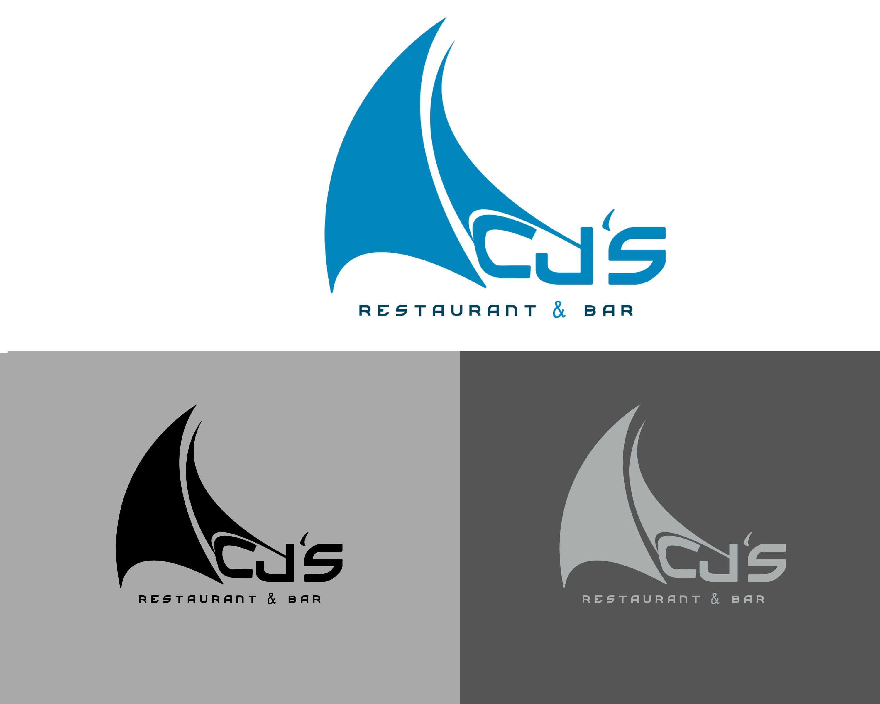 Logo Design by Jack Rajgor - Entry No. 68 in the Logo Design Contest Inspiring Logo Design for Cj's.