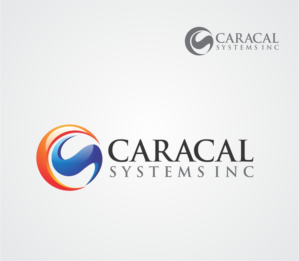Logo Design by Reivan Ferdinan - Entry No. 16 in the Logo Design Contest Inspiring Logo Design for Caracal Systems Inc..