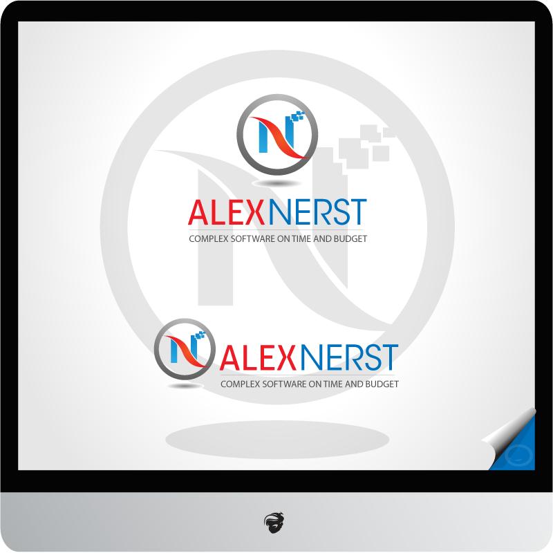 Logo Design by zesthar - Entry No. 36 in the Logo Design Contest Artistic Logo Design for Alex Nerst.