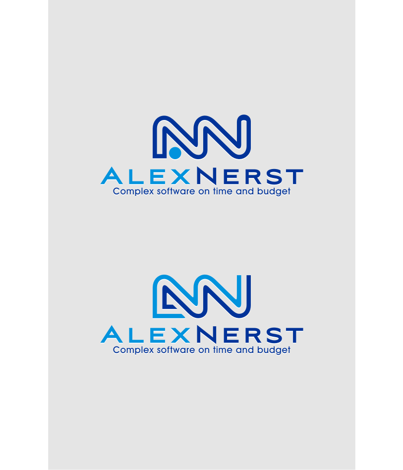 Logo Design by graphicleaf - Entry No. 37 in the Logo Design Contest Artistic Logo Design for Alex Nerst.