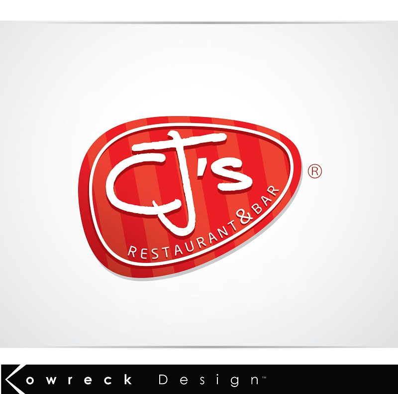 Logo Design by kowreck - Entry No. 79 in the Logo Design Contest Inspiring Logo Design for Cj's.
